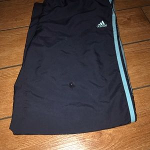Adidas wind pants used